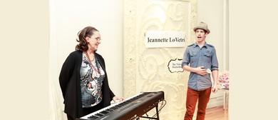 Somatic Voicework – The Lovetri Method