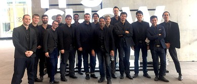 Vox Canvas Album Launch & Fundraising Concert
