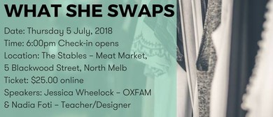 What She Swaps