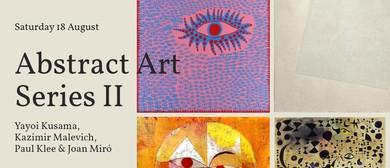 Saturday Social Painting: Abstract Art Series II