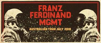 Franz Ferdinand & MGMT Australian Tour