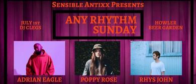 Sensible Antixx – Any Rhythm Sunday 4.0