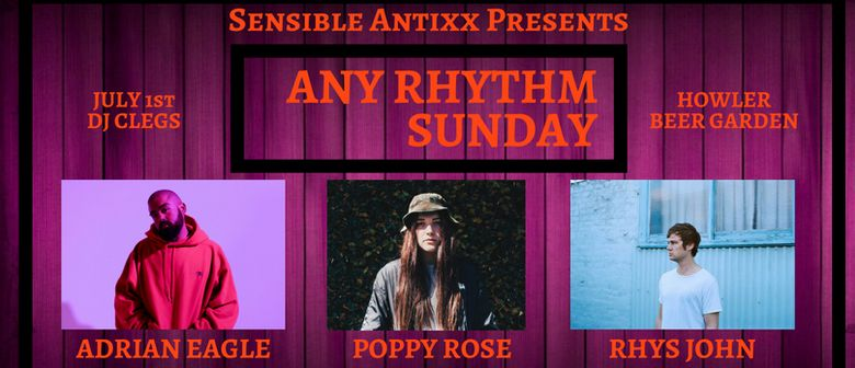 Sensible Antixx – Any Rhythm Sunday 4.0