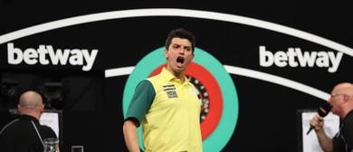 Sydney Darts Cup 5 – Brazilliant