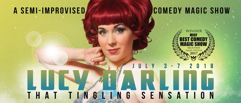 Lucy Darling: That Tingling Sensation