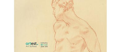 Intro to Classical Figure Drawing for High School Students