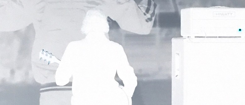 Marco Fusinato – Spectral Arrows Performance