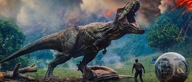 Jurassic World Activity Hub