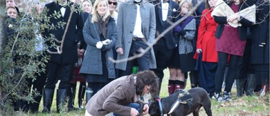 Black Tie and Gumboot Truffle Hunt and Dinner 2018