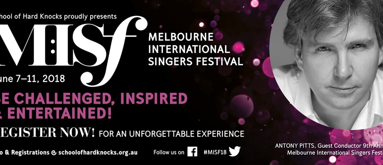 Melb International Singers Festival Showcase Concert No.1