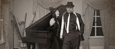 1920's Dick Tracy Murder Mystery