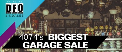 4074's Biggest Garage Sale