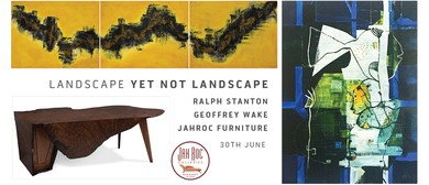 Ralph Stanton, Geoffrey Wake, Jahroc Furniture – Exhibition