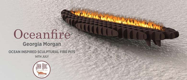 Georgia Morgan Ocean Inspired Fire Pits