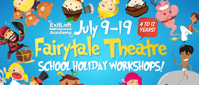 July Fairytale Theatre School Holiday Workshops