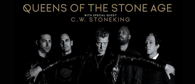 Queens Of The Stone Age – Villains World Tour