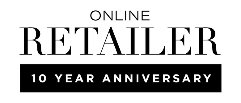 Online Retailer 10 Years of Retail Innovation Celebration