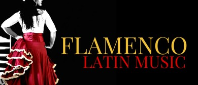 Latin Music Flamenco Dance: ConBrio, Cachicamo Latin Harp