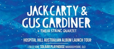 Jack Carty & Gus Gardiner
