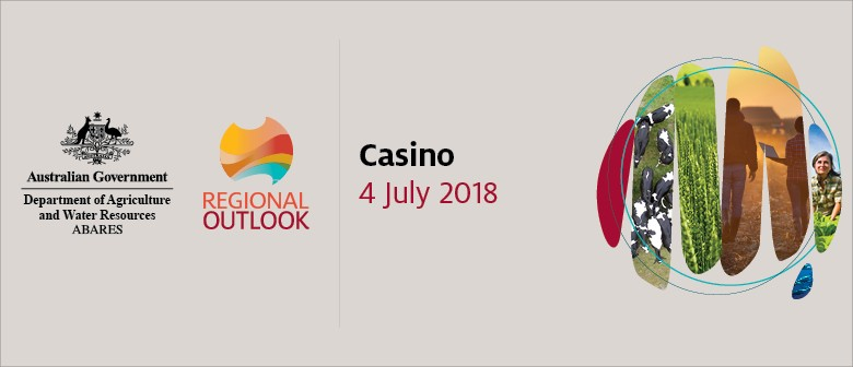 ABARES Casino Regional Outlook conference
