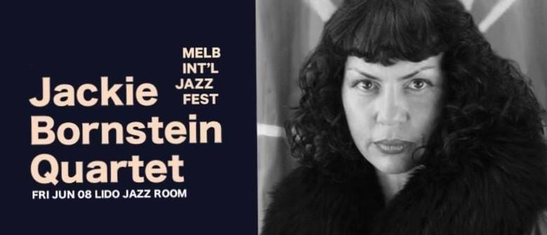 Jackie Bornstein Quartet – MIJF