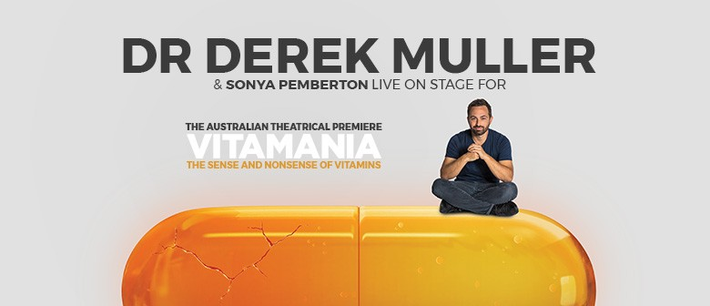 Derek Muller: Live On Stage