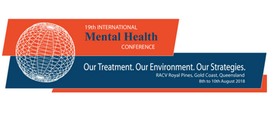 2018 International Mental Health Conference