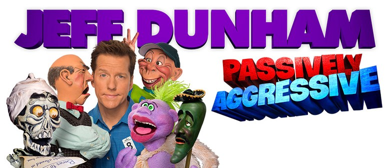 Jeff Dunham – Passively Aggressive