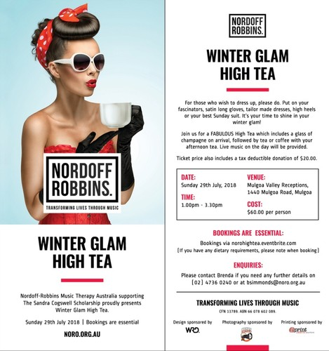 Best Afternoon Tea Dress for Winter