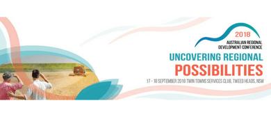 2018 Australian Regional Development Conference