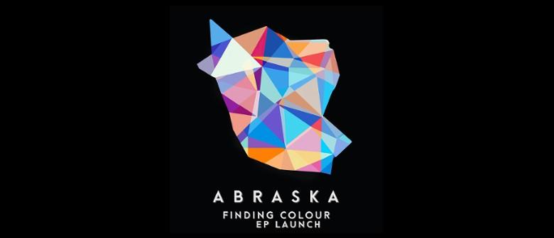 Abraska – Finding Colour EP Launch