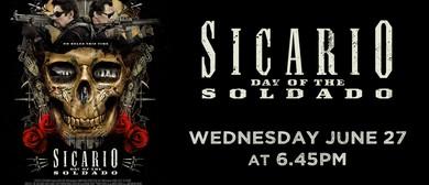 Advanced Screening Sicario Day of The Soldado