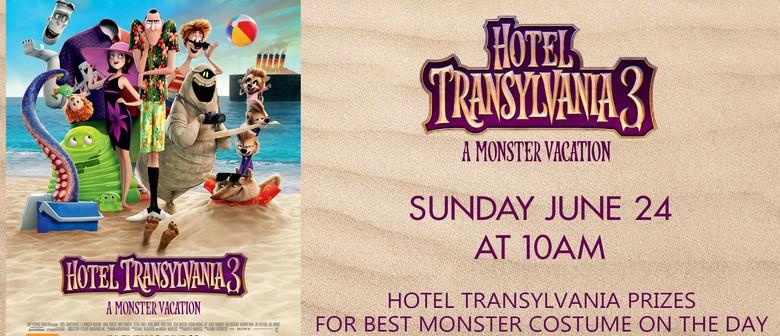 Advanced Screening of Hotel Transylvania 3