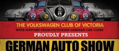 German Auto Show