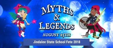 Jindalee State School Myths & Legends Fete