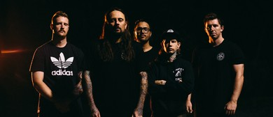 Thy Art Is Murder, Alpha Wolf, Antagonist AD and Xile