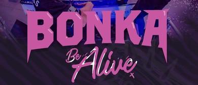 Bonka – Be Alive Australian Tour