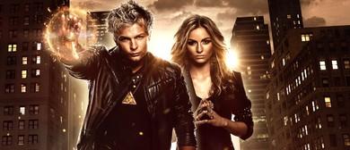 Adam & Selina – The Magicians