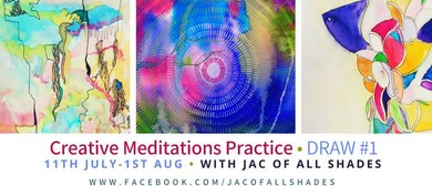 Creative Meditations Practice – Draw No. 1