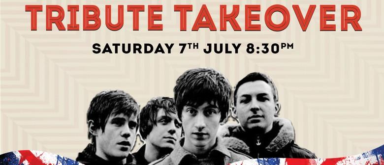 Arctic Monkeys Tribute Takeover
