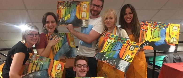Social Painting Class