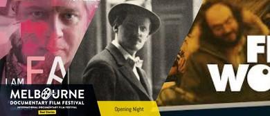 Opening Night: Film Buff