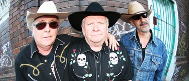 Rock 'n' Roll Rodeo With the Johnnys, Spurs for Jesus & Broh