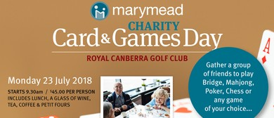 Card & Games Day