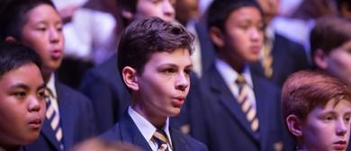 National Boys Choir of Australia Mid-Year Concert