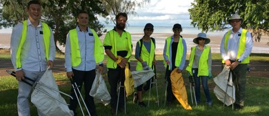 Beautify the Beaches – Marine Debris Surveys