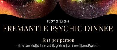 Fremantle Psychic Dinner