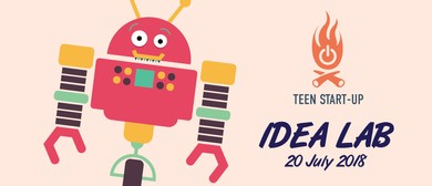 Teen Start-Up: Idea Lab