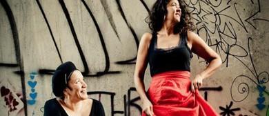 Vika and Linda – The Bull Sessions