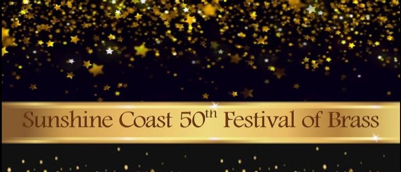 Sunshine Coast 50th Festival of Brass